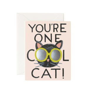 Boxed set of Cool Cat cards