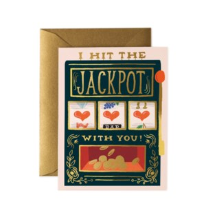 Boxed Set of Jackpot Card