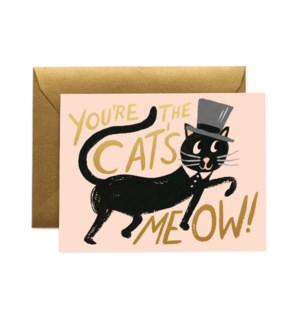Boxed Set of Cat's Meow Card