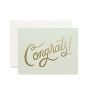 Boxed set of Timeless Congrats cards