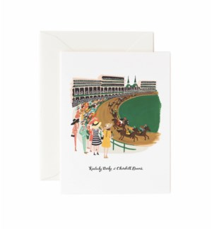 Boxed set of Kentucky cards
