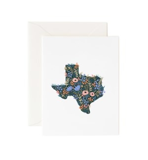 Boxed set of Texas Wildflowers cards