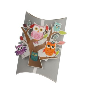 Owl Tree Gift Pouch