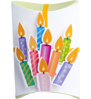 Birthday Candles Gift Pouch