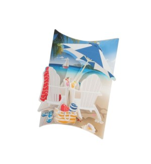 Tropical Beach Gift Pouch