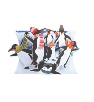 Penguins Gift Pouch