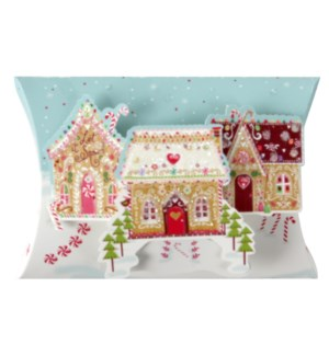 Candy House Gift Card Pouch