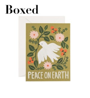Boxed set of Peace on Earth cards