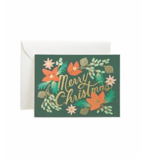 Boxed set of Wintergreen Christmas cards