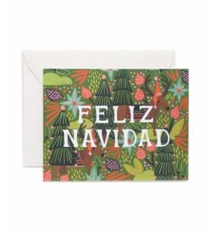 Boxed set of Feliz Navidad cards