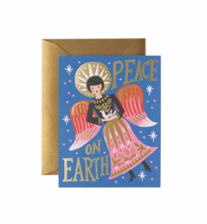 Boxed set of Peace on Earth Angel cards