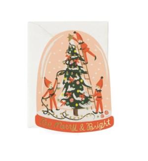 Merry Elves Card