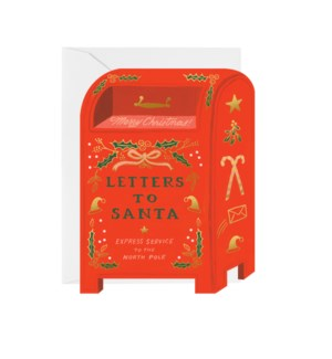 Boxed set of Letters to Santa cards