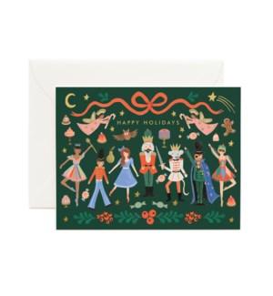 Boxed set of Nutcracker Ballet cards