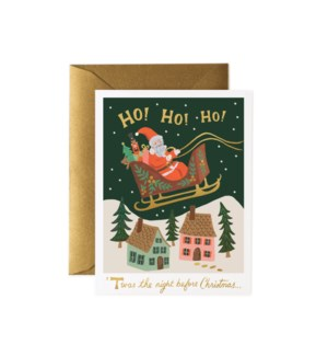 Boxed set of Christmas Delivery cards