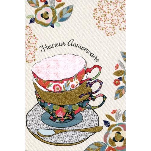 Tea Cups 5x7|Editor