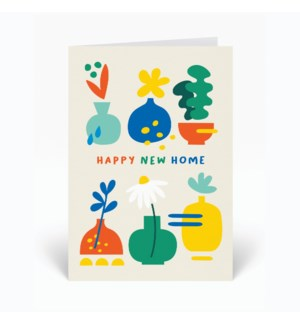 Happy New Home|Graphic Factory