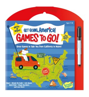 Get Going America Games To Go - Back in stock 7/ 22