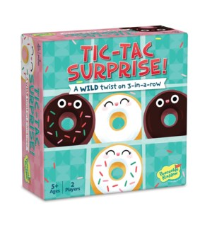 Tic Tac Surprise: Doughnuts