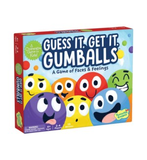 Guess It, Get It Gumball (Funny Face) Game