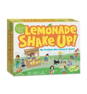 Lemonade Shake Up Game