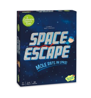 Space Escape Game (Mole Rats in Space)