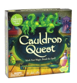 Cauldron Quest Game - restock 5/25