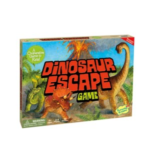 Dinosaur Escape Game - restock 6/21
