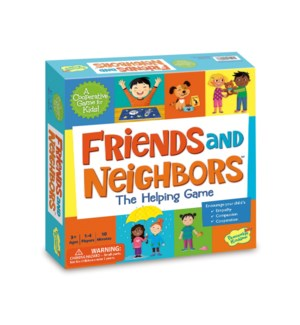 Friends & Neighbors Game restock 6/20