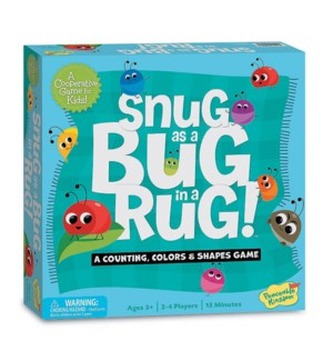 Snug As A Bug In A Rug Game