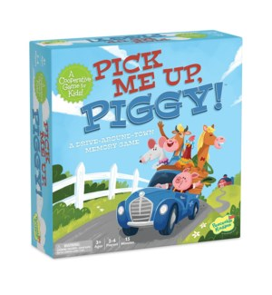 Pick Me Up, Piggy (The Truck Game)