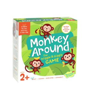 Monkey Around Time Game
