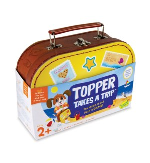 Topper Takes A Trip (The Suitcase Game)