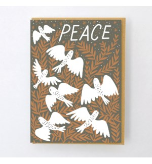 Flock Of Doves - Boxed Set of 6