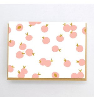 Peachy Blanks - Boxed Set of 6