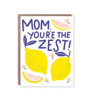 Mom'S The Zest