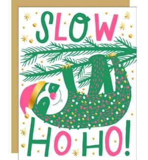 Slow Ho Ho