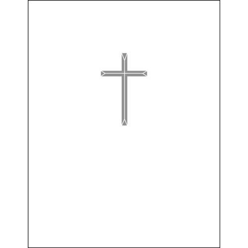 Silver Cross letterpress 4.25x5.5|Halfpenny