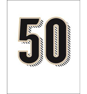 Fifty|Halfpenny