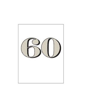 Sixty|Halfpenny
