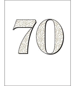 Seventy|Halfpenny