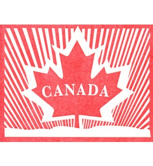 Canada Maple Leaf|Halfpenny