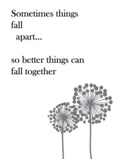Fall Together letterpress 4.25x5.5|Halfpenny