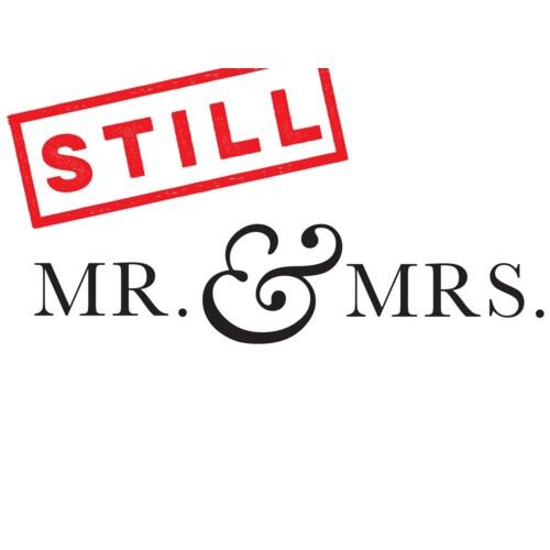 Still Mr. & Mrs. 4.25x5.5|Halfpenny