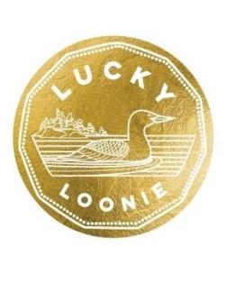 Lucky Loonie 4.25x5.5|Halfpenny