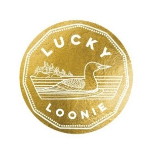Lucky Loonie Halfpenny