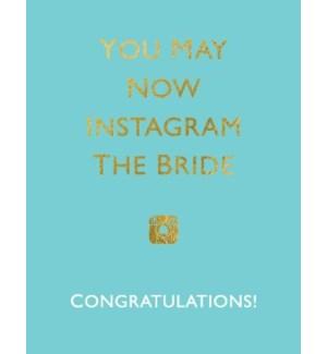 Instagram Bride|Halfpenny