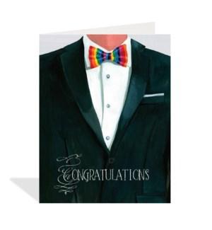 Rainbow Tie|Halfpenny