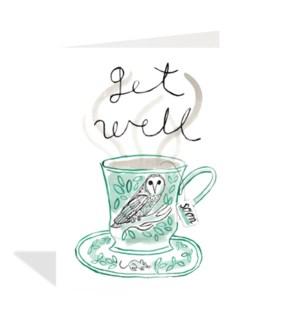 Tea Get Well|Halfpenny