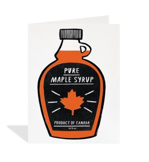Maple Syrup|Halfpenny